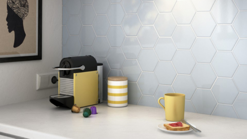 scale hexagon skyblue backsplash-959x1030